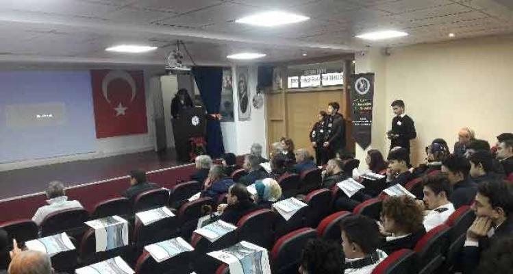 Beykoz'da akvaryum balıkçılığı konulu çalıştay gerçekleştirildi