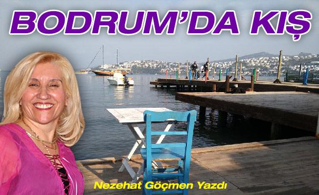 BODRUM'DA KIŞ