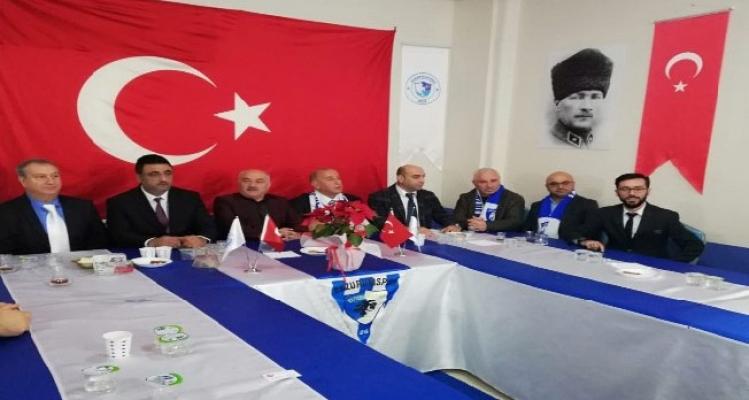 Erzurumsporlular Derneği Kurtköy'de açıldı