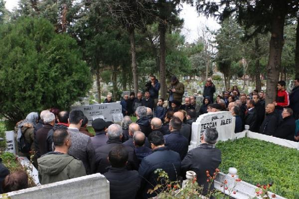 Mehmet Ali Büklü Mezarı Başında Anıldı