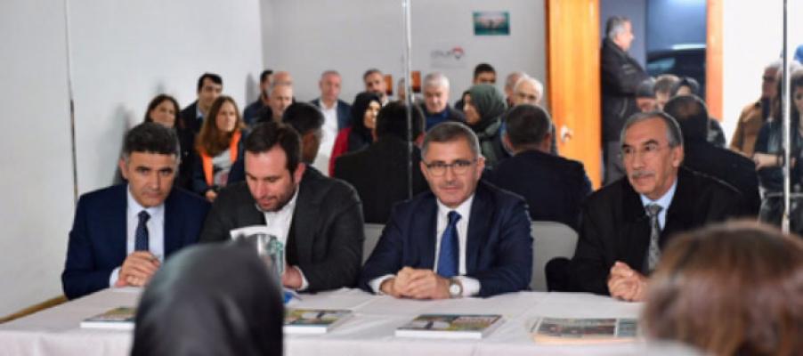 Site Ziyaretleri Geçen Hafta Altunizade Site 61'de Gerçekleşti