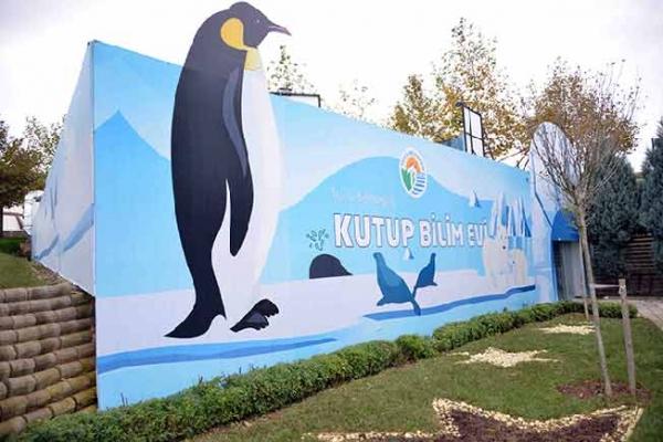 Türkiye'nin ilk Kutup Bilim Evi, hizmete açıldı