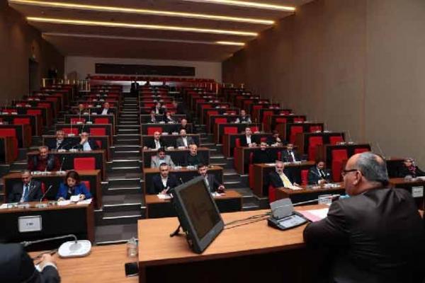Ümraniye Belediye Meclisi 2018 Yılı Aralık ayı toplantısı yapıldı