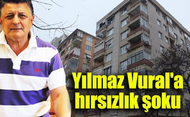 Yılmaz Vural'a hırsızlık şoku