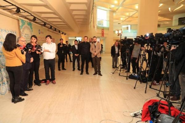 Başkan Hasan Can'dan Çalışan Gazeteciler Günü tebrik mesajı