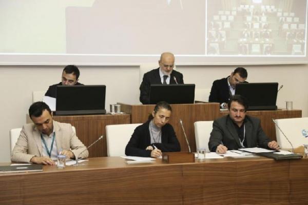 Beykoz'da yeni yılın ilk Meclis toplantısı yapıldı