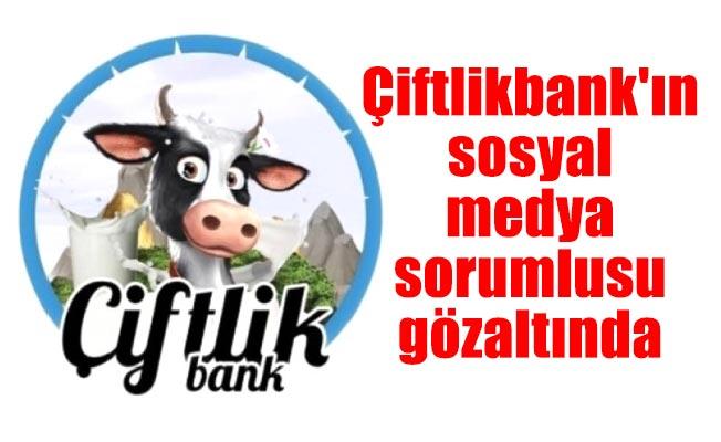 Çiftlikbank'ın sosyal medya sorumlusu gözaltında