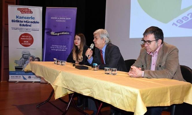 Tuzla Belediyesi, 'Kanserle Mücadele' eğitim semineri düzenledi