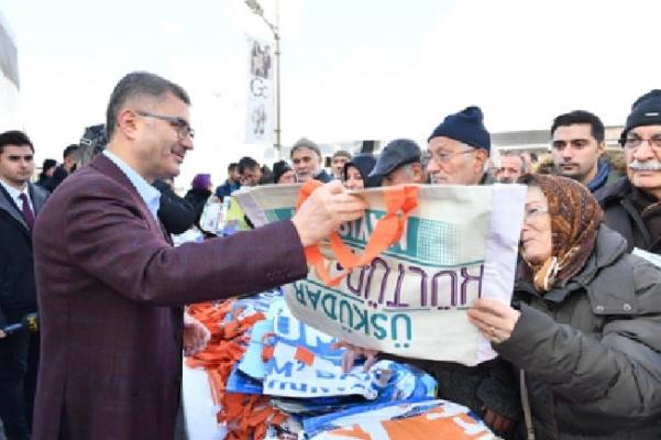 Üsküdar Belediyesi'nde Geri Dönüşüm Seferberliği Başladı!