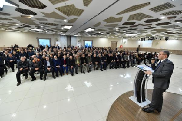 Başkan Türkmen Çengelköy Mahallesi İle Buluştu