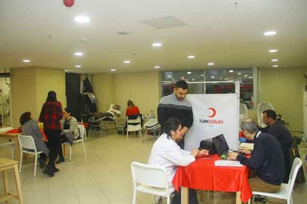 Kartal Belediyesi ve Kızılay'dan Örnek Proje