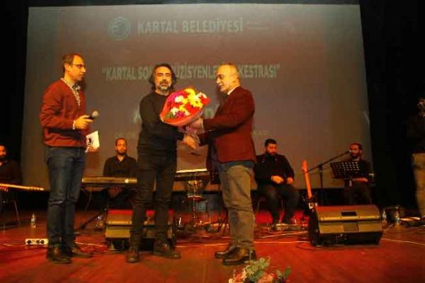 Kartal'ın Sokak Müzisyenleri Sahneye Çıktı