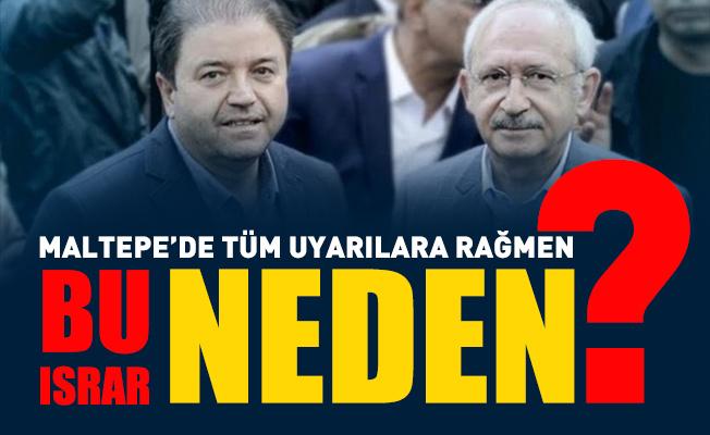 Kılıçdaroğlu'nun Ali Kılıç Israrı, partiyi dağıttı!..
