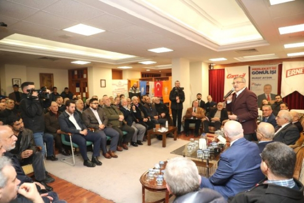 """Murat Aydın: """"Beykoz'da Aile Kadın Destekleme ve Engelliler Merkezi kuracağız"""""""