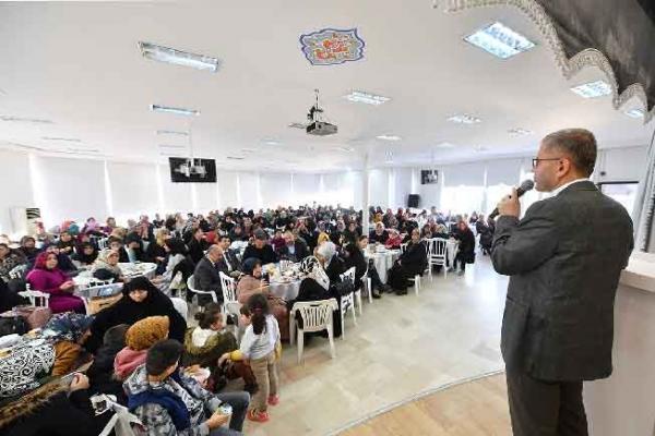 Türkmen Küplüce'li Kadınlar İle Kahvaltıda Buluştu