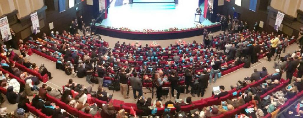 AK Parti Belediye Başkanı Adayı Keskin, projelerini açıkladı