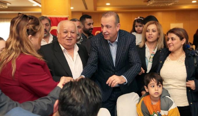 """Anadolu Ataşehir'de Başkan """"İlgezdi"""" Diyor"""