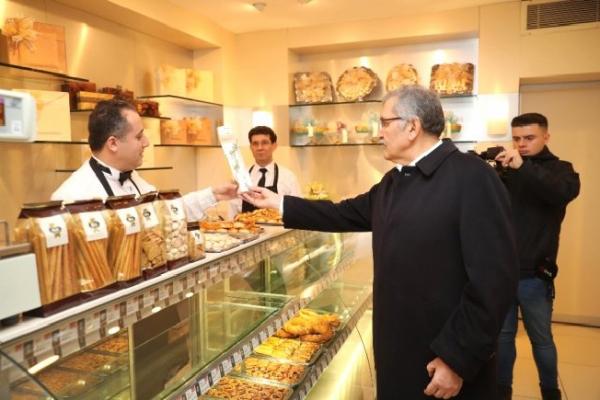 Beykoz AK Parti İlçe Teşkilatı'ndan esnaf ziyareti