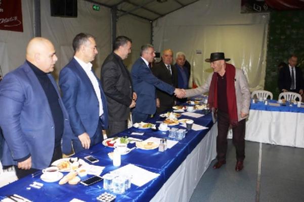Kartal Belediyesi'nde Muhtarlar Toplantısı gerçekleştirildi
