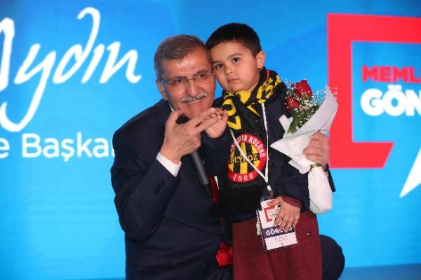 """Murat Aydın: """"Beykozlu kardeşlerimizin hayalleri artık bize emanettir"""""""