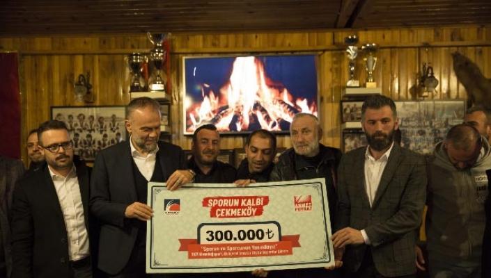 Başkan Poyraz'dan Şampiyona Tebrik