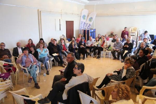 Kent Konseyi Bilgilendirme Toplantısı Yapıldı
