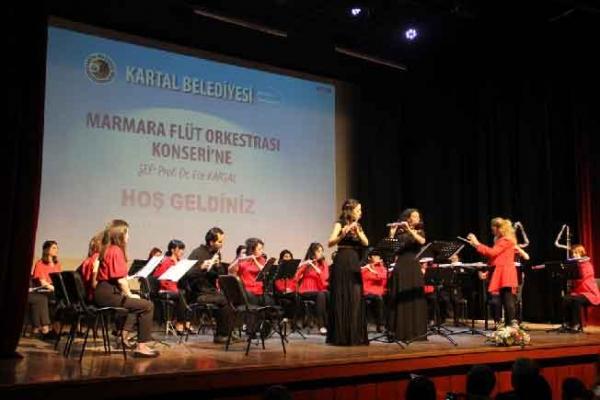 Marmara Flüt Orkestrası, Kulakların Pasını Sildi