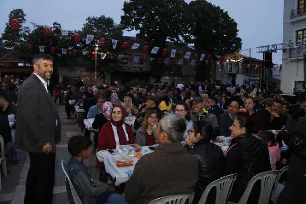 Şile'de İftar Vakti