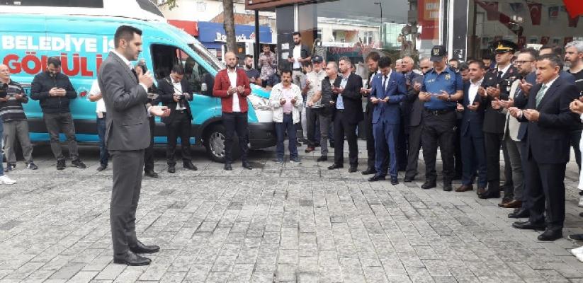 15 Temmuz Şehitleri Çekmeköy Yusuf Cebir Camii'nde Anıldı