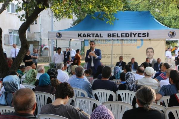 Başkan Gökhan Yüksel: Belediyeyi size getirdik