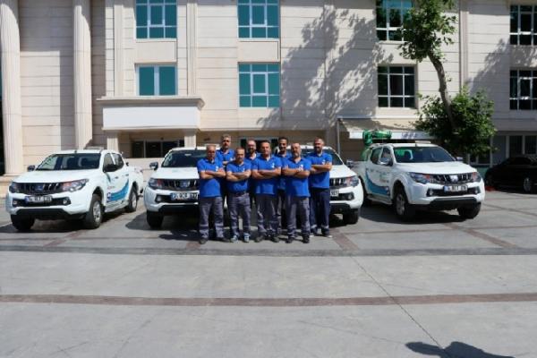 Beykoz'da Sivrisineklere Rahat Yok