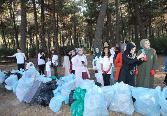 Sultanbeyli Çevre Gönüllüleri İlk Etkinlikte Buluştu