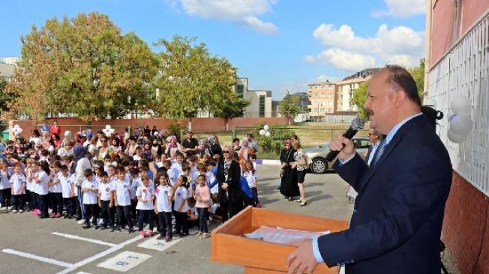 Maltepe 'de 2019-2020 Eğitim Öğretim Yılı İlk Ders Zili Çaldı