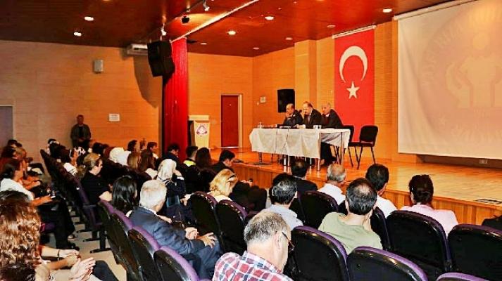 Maltepe'de okul güvenliği toplantısı yapıldı