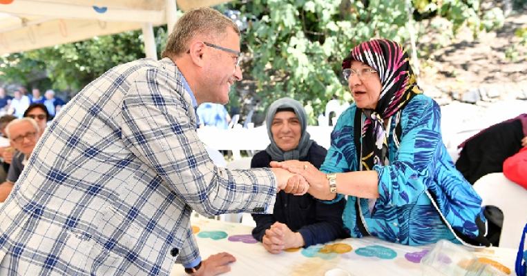 1 Ekim Dünya Yaşlılar Günü Etkinliği Gerçekleştirildi