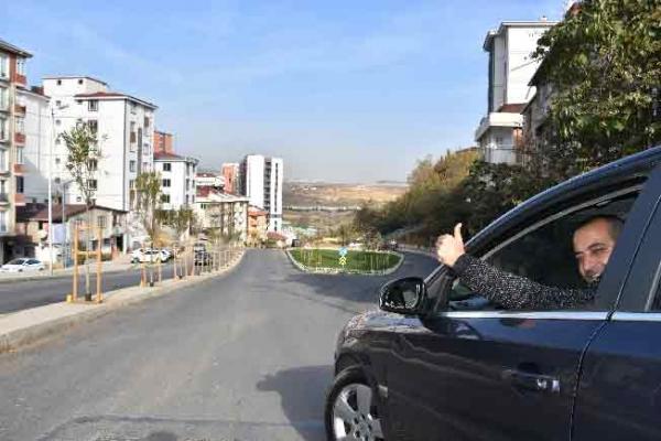 Ahmet Yesevi Ve Fatih Mahallelerine 1 Km.lik Yeni Cadde