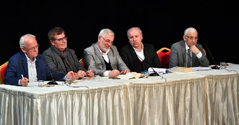 Dostluğun Mimarı Fethi Gemuhluoğlu'na Anma Programı Düzenlendi