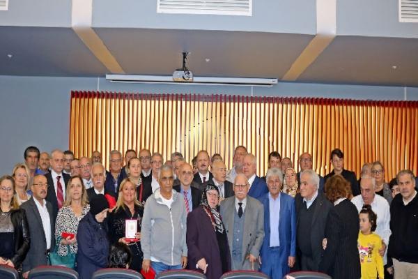 Maltepe'de Kıbrıs Gazileri için madalya tevcih töreni düzenlendi