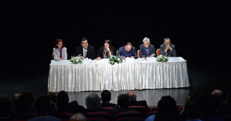 Prof. Dr. Ahmet Taşağıl'a Saygı Gecesi