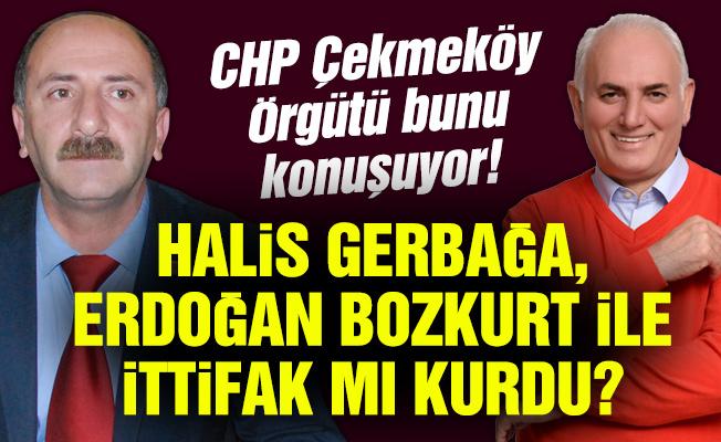 CHP Çekmeköy Örgütü bunu konuşuyor!