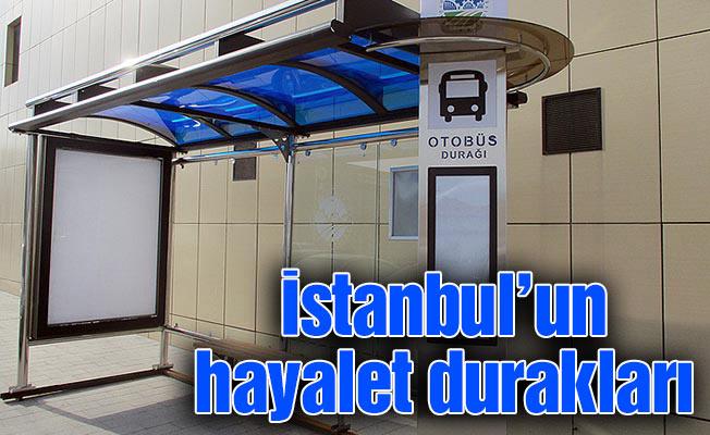 İstanbul'un hayalet durakları