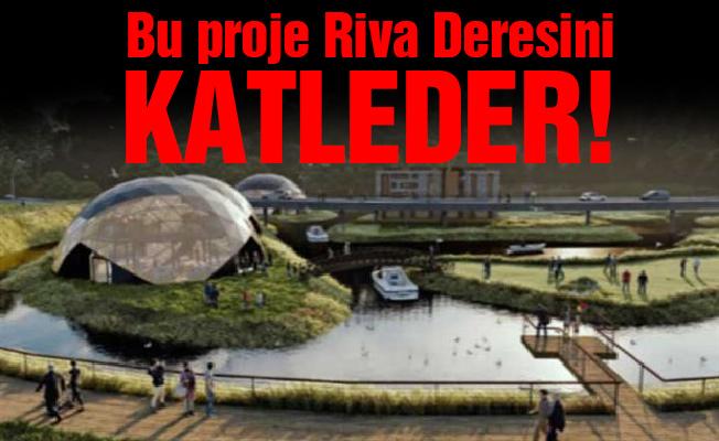 Bu proje Riva Deresini katleder!
