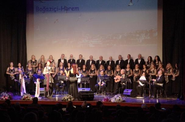Kartal Belediyesi TSM Korosu'ndan Muhteşem Konser