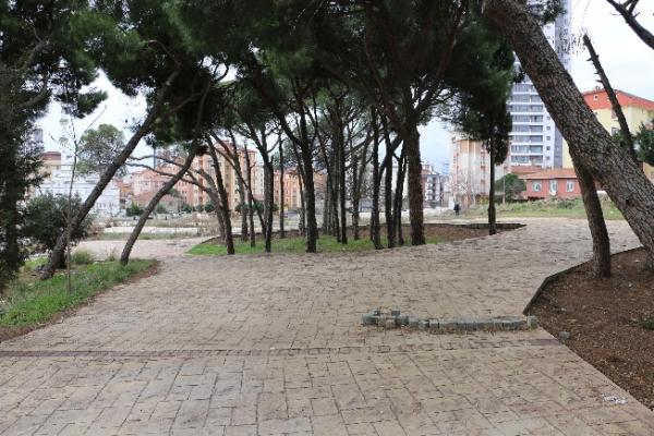 Kartal'a 3 yeni park daha