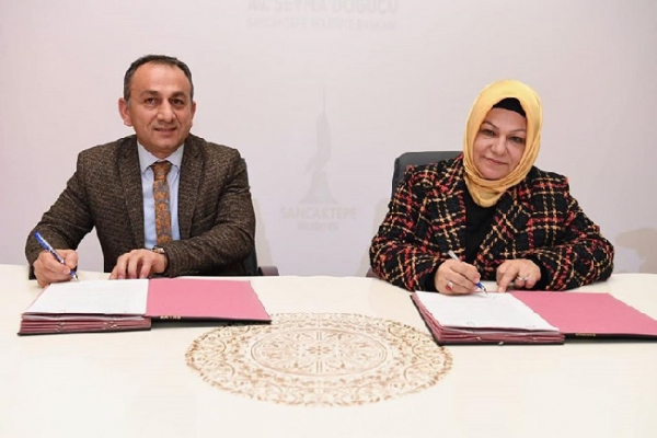 Sancaktepe Belediyesi'nde Sosyal Denge Sözleşmesi İmzalandı
