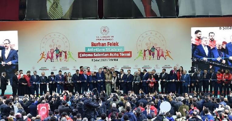 Cumhurbaşkanı Erdoğan, Üsküdar'da