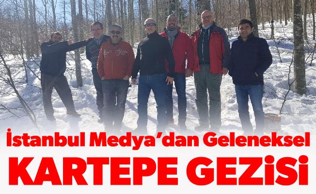 İstanbul Medya'dan Geleneksel Kartepe gezisi