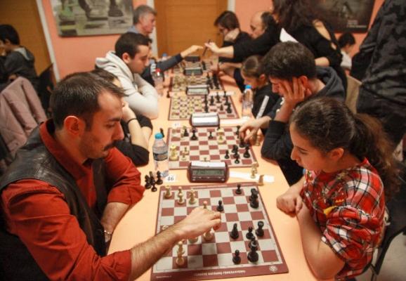 Kartal'ın Satranç Şampiyonu Belli Oldu