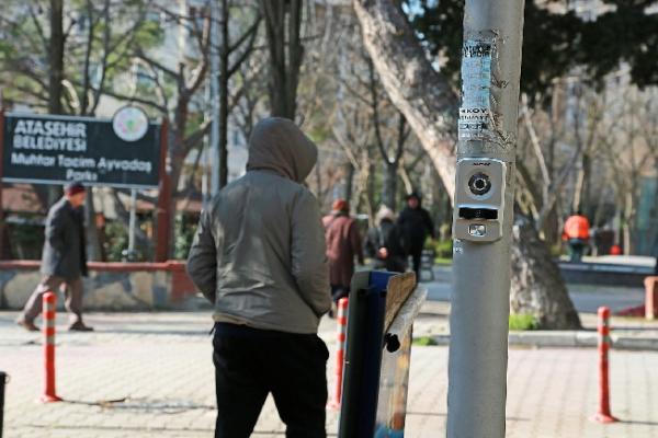 Parklardaki Acil Durum Butonlarının Sayısı Artıyor