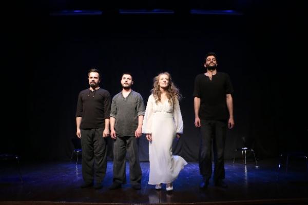 William Shakespeare'in Unutulmaz Trajedilerinden 'Othello' Kartal'da Sahnelendi